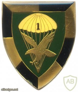SOUTH AFRICA 44 Para Bde, 1 Parachute Battalion arm flash, type I , left img1388