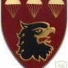 SOUTH AFRICA 44 Para Bde, 3 Parachute Battalion arm flash, right