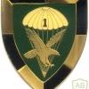 SOUTH AFRICA 44 Para Bde, 1 Parachute Battalion arm flash, type I ,right