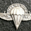 Paratroopers brigade may- 1955 2nd company