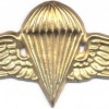 EGYPT Parachutist wings, 4th Class