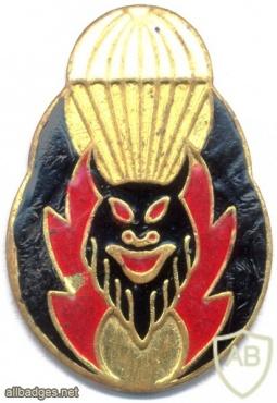 EGYPT Parachutist Brigade Pocket insignia img2676