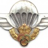 MOROCCO Parachute Instructor wings