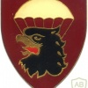 SOUTH AFRICA 44 Para Bde, Headquarters arm flash, left