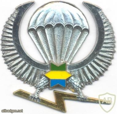 GABON Parachutist wings,  2nd Series img2682