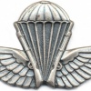 ALGERIA Enlisted Basic Parachutist wings