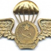 ANGOLA (People's Republic of) Parachutist wings, 1975-1992 img2613