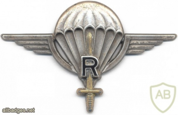 RWANDA Parachutist wings img2693
