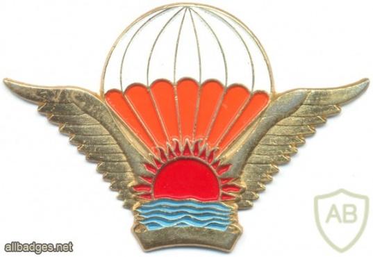 MALAWI Freefall Parachutist wings, Officer img2863