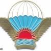 MALAWI Basic Parachutist wings, Officer