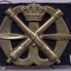 Anti-aircraft artillery hat badge img2869