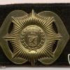 Regiment van Heutsz hat badge, 1st model