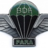 BOTSWANA Parachutist Combat qualification wings, new type img2920