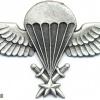 SENEGAL Parachutist wings
