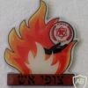 Fire Scouts pin