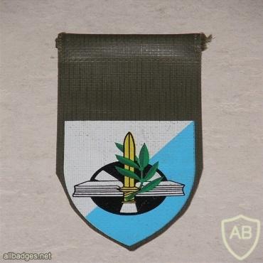 Adjutant Corps shoulder tag, old img3625