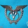 Portuguese Air Force cooks uniform badge