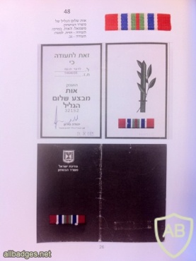 Decorations And Medals Awarded In The Land Of Israel img4583