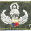 PHILIPPINES Army Parachutist jump wings, Master
