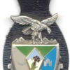 FRANCE 27th Command and Support Regiment pocket badge