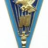 BELARUS Air Force parachutist badge, Advanced