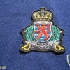 Luxembourg police patch