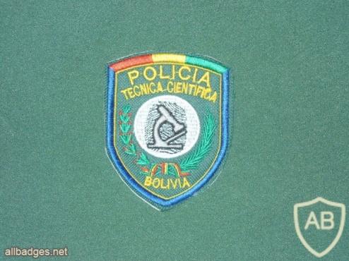 Bolivia police, CSI img5624