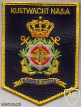 Netherlands Antilles & Aruba Coast Guard patch img7010