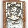 FRANCE 503rd Tank Regiment pocket badge