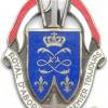 FRANCE 1st Dragoon Regiment pocket badge