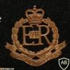 Royal Military Police beret/cap badge 1953-current