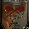 ABC Defense Company KFOR badge