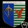 373th Parachute Battalion,4th Company