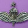ETHIOPIA Parachutist wings, Senior img8201