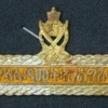 Imperial army long-service badge, 30 years