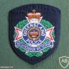 Queensland police patch