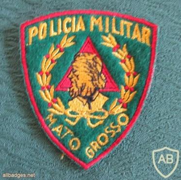Military police of Brazil img8942
