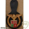 Comores Presidential Guard pocket badge