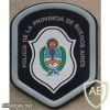 Argentina Buenos Aires Police arm patch