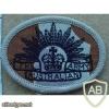 Australian Army arm patch, camo