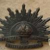 Australian Commonwealth Military Forces cap badge