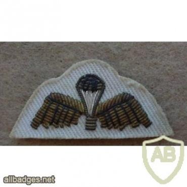 Australian Army paratrooper wings, mess dress img9871