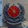 Bophuthatswana Defence Force Technical Service Unit cap badge