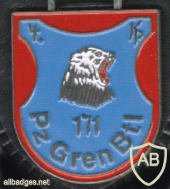 171st Armored Grenadiers Battalion, 4th Company img10117