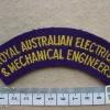 Royal Australian Electrical & Mechanical Engineers shoulder title img10205