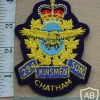 Royal Canadian Air Force 294 Kinsmen Sqn Chatham patch