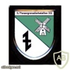 332nd Armored Grenadiers Battalion badge, 5th Company