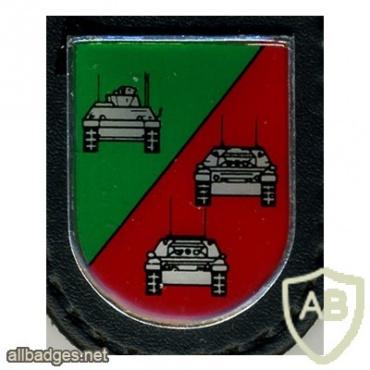 341st Armored Grenadiers Battalion badge, type 2 img10305