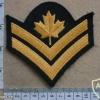 Canadian Master Corporal rank badge