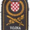 CROATIA Army Military Police sleeve patch